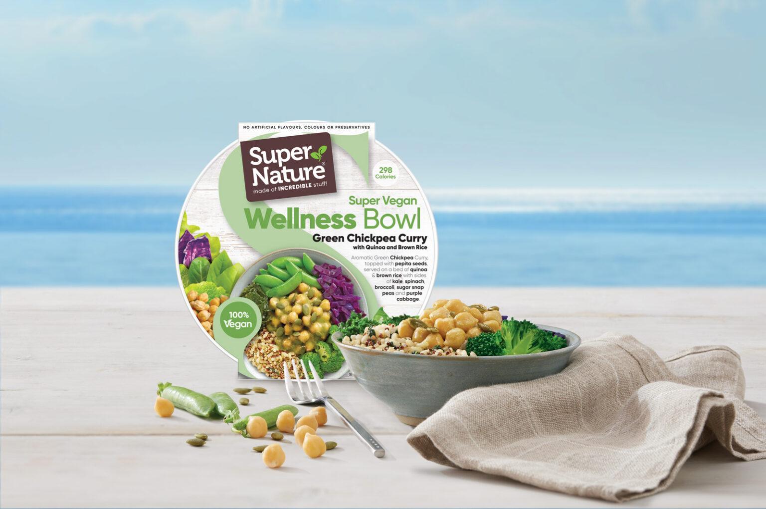 super nature wellness bowl