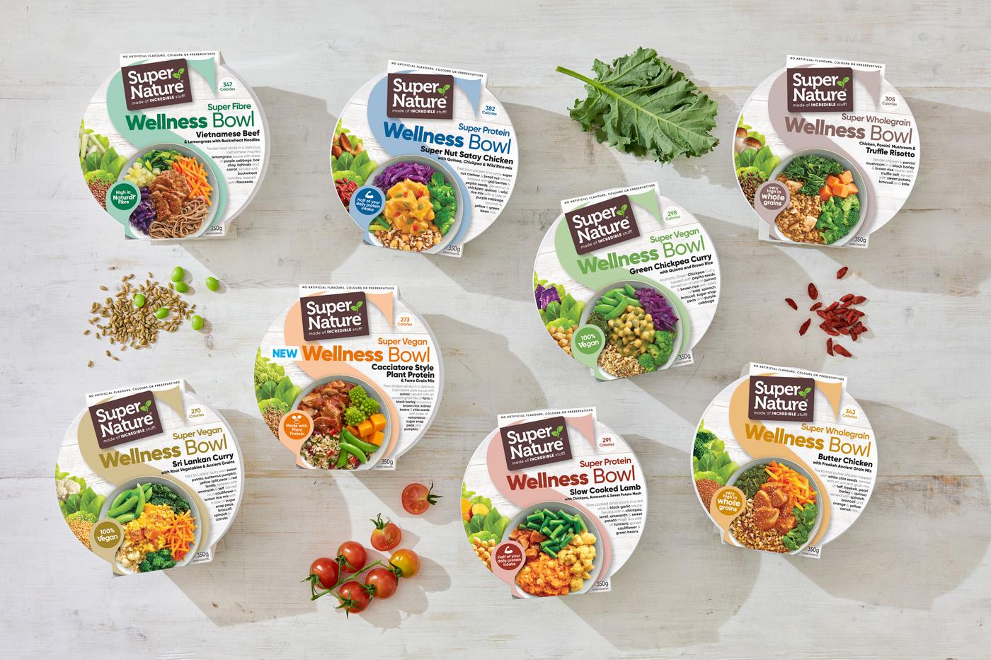super nature wellness bowls